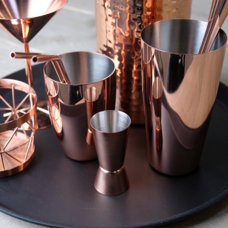 Serveer-Koffie-Dienplateaus