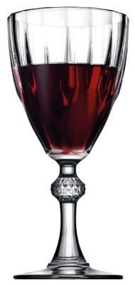 Diamond wijnglas D82-H177mm-245ml