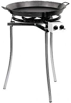 Staander voor brander paellapan H700mm