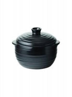 Tribeca zwart cocotte 500ml