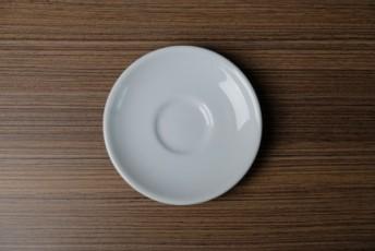 Apple ondertas voor espressotas wit