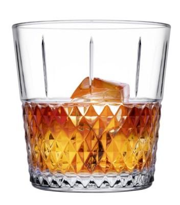 Highness Whisky 400ml Ø67/74xH99mm stapelbaar