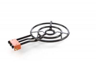 Brander 3-bek voor paellapan D800mm