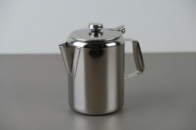 Koffiepot recht model inox 18/8