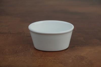 Ovale mini bowl 80x62xH38mm per 6 stuks