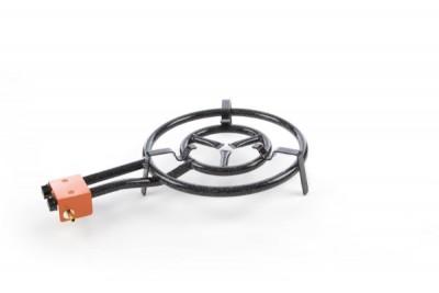 Brander 2-bek voor paellapan D700mm