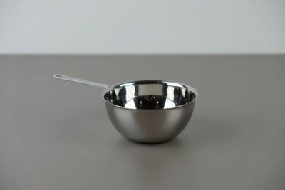 Mini wok inox