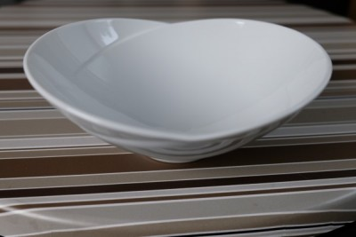 Papillon White Luxury bowl D150mm