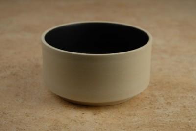 Molde Atlas beige black bowl 170ml