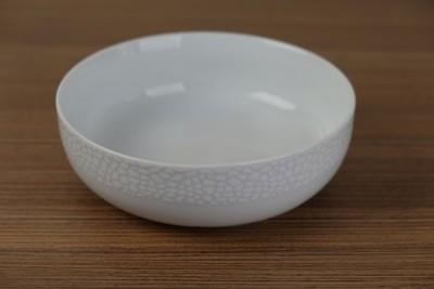 Mielo White saladbowl