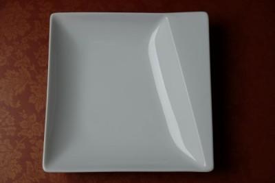 Papillon White Prisma bowl pastabord