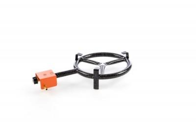Brander 1-bek voor paellapan D400-500mm