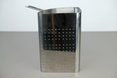 Pastakokerinzet 1/4 voor art 602510 kookpot D36cm H22cm