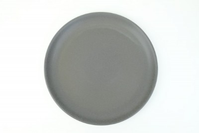 Prato Taupe bord rond coupe D270mm