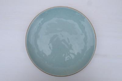 Blue Wave plat bord coupe Ø220mm