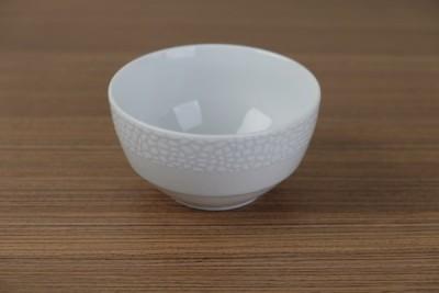 Mielo White bowl stapelbaar