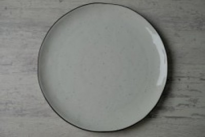 Black Pepper bord plat D300mm