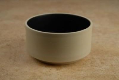 Molde Atlas beige black bowl 400ml