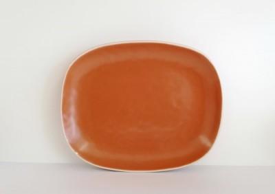 Molde edge Rust bord rechthoekig 220-180mm