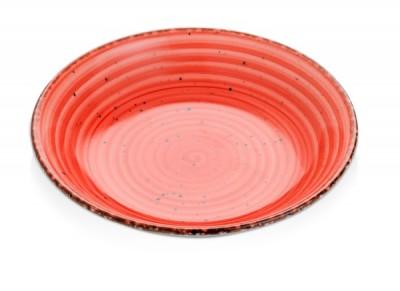 Gural Ent rood diep bord D200mm
