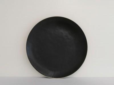 Molde edge black plat bord coupe D220mm