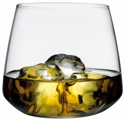Mirage crystal whisky H82mm-400ml