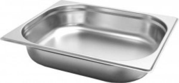 Gastronormbak inox 18/8 - 1/2 - 40mm