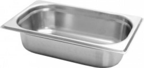 Gastronormbak inox 18/8 - 1/4 - 20mm