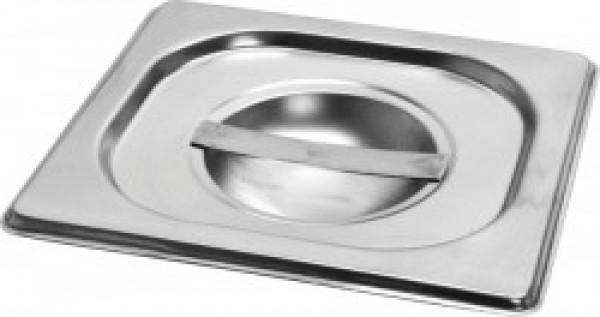 Gastronorm deksel inox 18/8 - 1/2