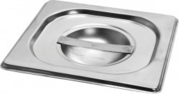 Gastronorm deksel inox 18/8 - 1/3