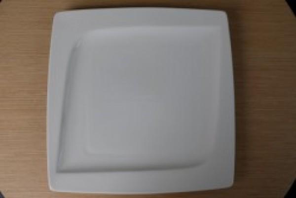 Papillon Square vierkant bord 176mm