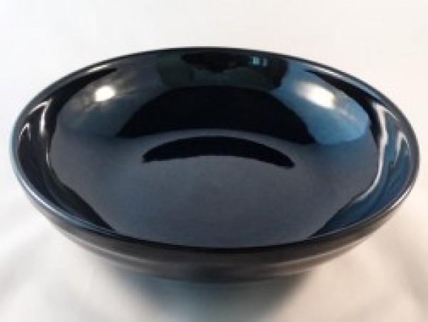 Prato Darkblue bord diep rond coupe D215mm