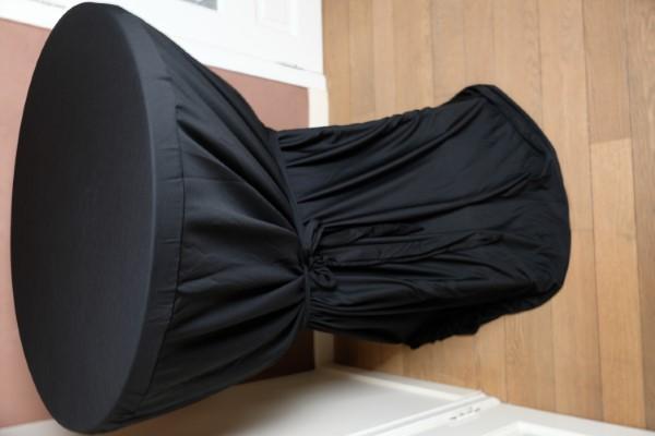 Jupiter/Fiesta Statafelrok jersey zwart