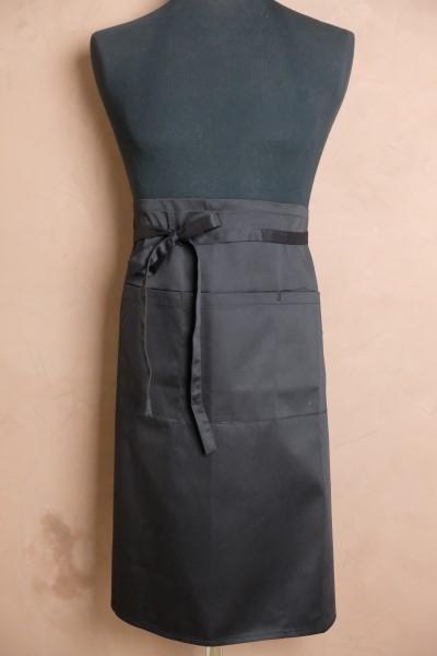 Cuinox kelnerssloof zwart 3 zakken