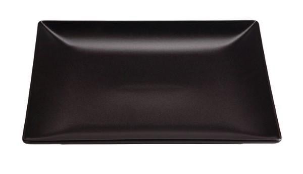 Asia vierkant plat bord mat 180-180mm