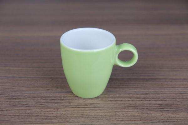Apple espressotas 65ml lichtgroen