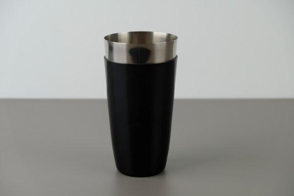 Bostonshaker vinyl coating zwart