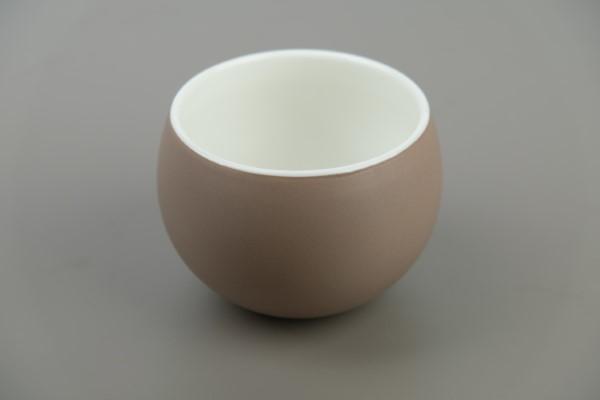 Royal White Retro Bowl taupe 380ml