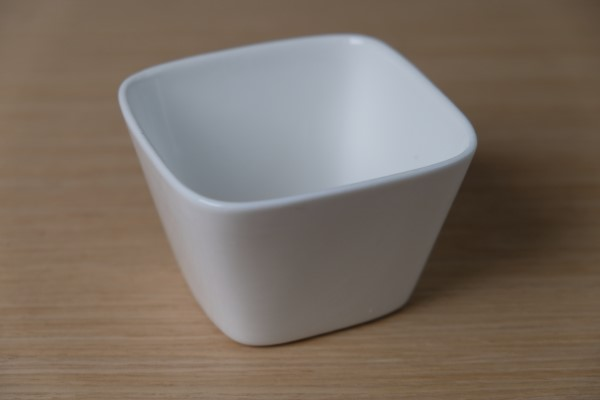 Royal White Square bowl 85-85-H55mm