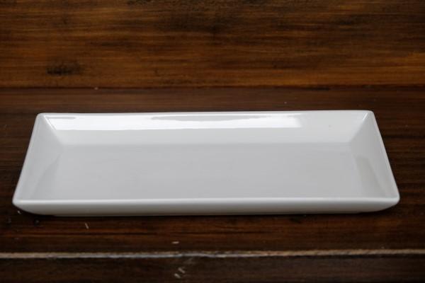 Classics plat bord rechthoekig 285-150mm
