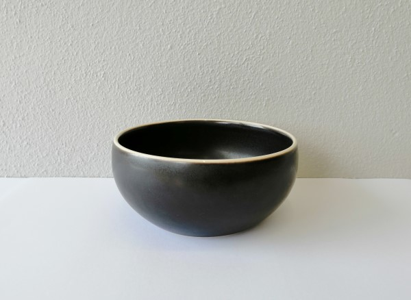 Molde edge Black bowl D145-H70mm