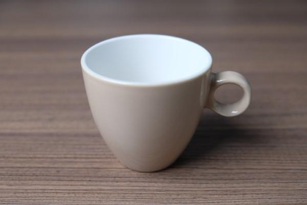 Apple koffietas 190ml beige
