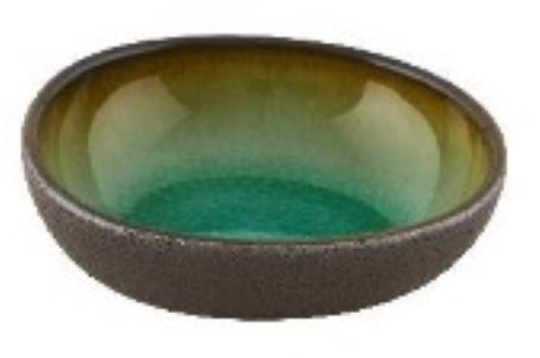 Vista Alegre Amazonia GREEN bowl 100xH35mm