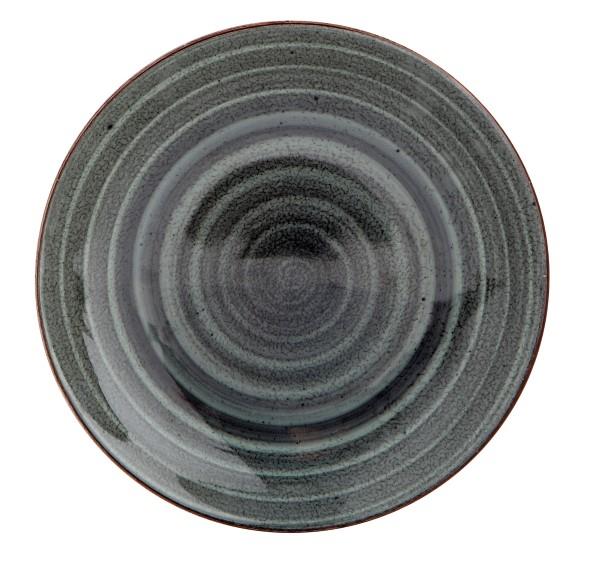 Gural Ent Antraciet plat bord D210mm