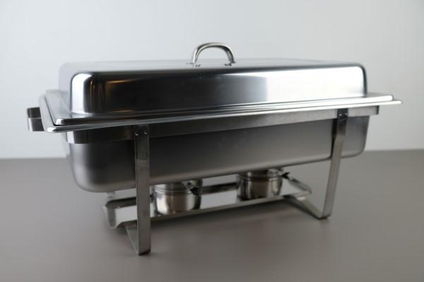 Chafing Dish inox 18/8