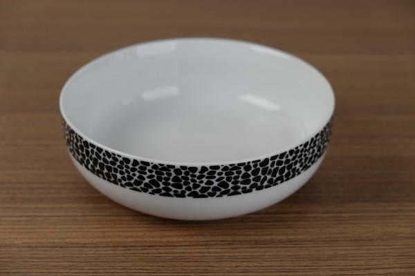 Mielo Black saladbowl