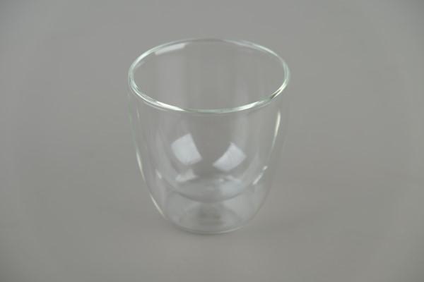 Papillon Espresso dubbelwandig glas 80ml 6st.