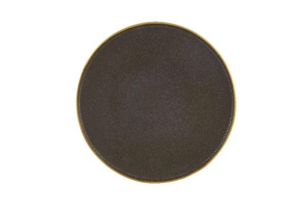 Vista Alegre Gold Stone plat bord D275mm