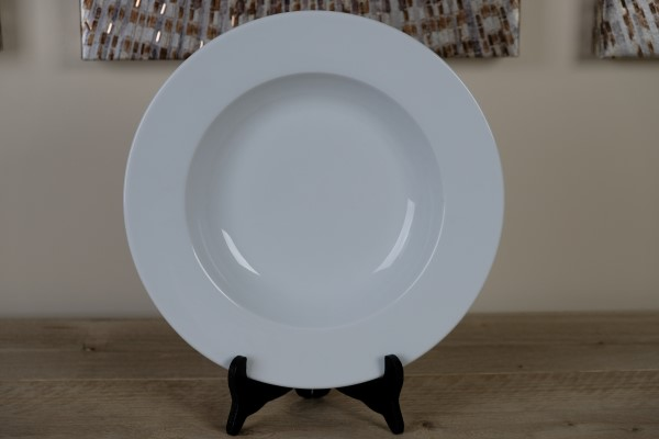Gural Delta Diep bord/pastabord D300mm