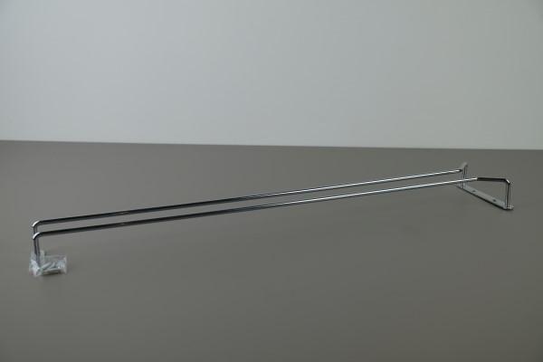Glasophangrek inox plafondmode